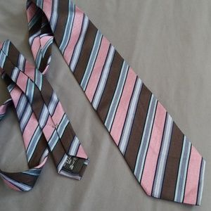 Zegna Italian silk tie